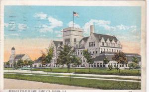 Bradley Polytechnic Institute , PEORIA , Illinois , PU-1928