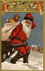 Greetings - Christmas, Santa Claus
