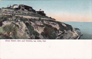 Anna Held's Ark And Vicinity La Jolla California