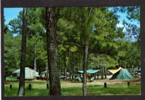 FL Fort Pickens State Park PENSACOLA FLORIDA Campground