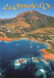 France La Cote d'Azur, La Corniche d'Or, Saint Raphael Panorama