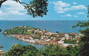 ST GEORGE , Grenada , 50-60s