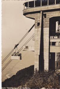 RP, Teleferique Du Saleve (Haute Savoie), France, PU-1947