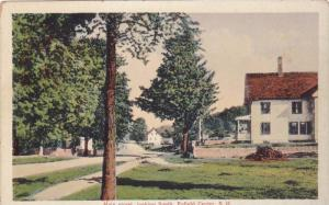 Main Street, looking South, Enfield Center,New Hampshire,00-10s