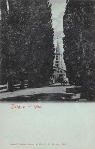 Switzerland Postcard Brigue Glis