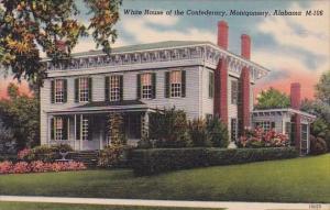 Alabama Montgomery White House Of The Confrederacy