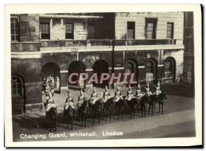 Postcard Modern Changing Guard Whitehall London