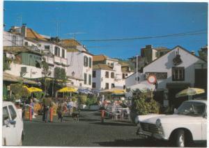 Portugal, FUNCHAL, Pormenor da Zona Velha da Cidade, unused Postcard