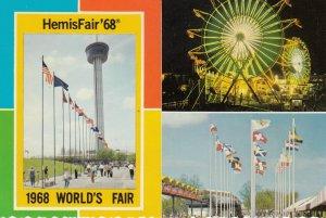 HEMISFAIR'68  World's Fair , San Antonio , Texas , 1968