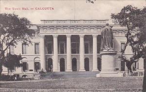 India Calcutta The Town Hall