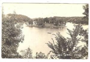 Pine Lake, State Park, Eldora, Iowa, PU 1943