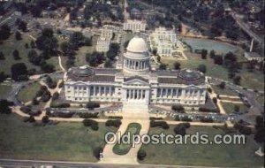 Little Rock, Arkansas, AR State Capital USA Unused