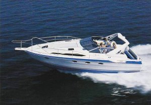 Boats Bayliner 3450 Avanti Sunbridge