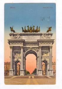 Arco Della Pace, Milano (Lombardy), Italy, 1900-1910s