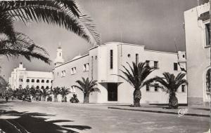 Tunisia Sfax college de jeunnes filles 1956