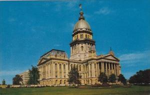 Illinois Springfield The Illinois State Capitol