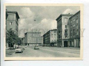 430789 USSR 1963 year ESTONIA Tallinn Narva highway postcard