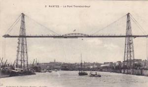 Le Pont Transbordeur, Nantes (Loire-Atlantique), France, 1900-10s