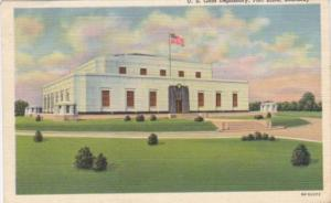 Kentucky Fort Knox United States Gold Depository Curteich1951