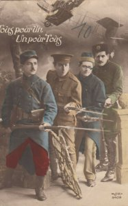 RP: Allied Soldiers , Tous pour un , Un pour Touss , 00-10s