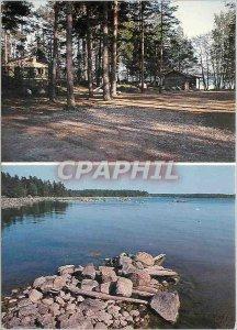 Postcard Modern Rihtniemen Leirikeskus
