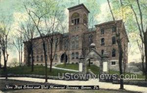 Wolf Memorial Gateway Easton PA 1909