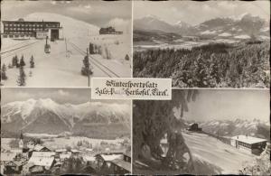 Wintersportplatz Tirol multi view