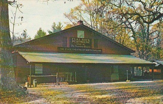 North Carolina Flat Rock Flat Rock Theatre