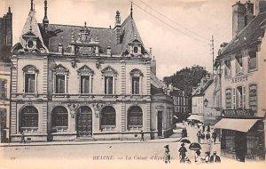 La Caisse d'Epargre Beaune France Unused
