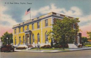 Texas Taylor Post Office