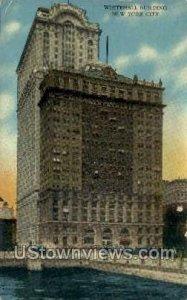 Whitehall Bldg in New York City, New York
