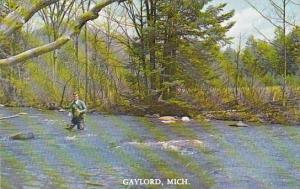 Michigan Gaylord Fishing