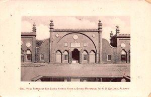 Tombs of Sir Sayed Ahmad Khan & Sayed Mahmood, MAO College Aligarh India Unused