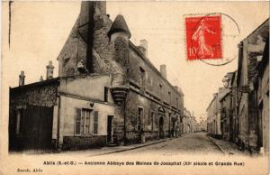 CPA ABLIS - Ancienne Abbaye des Moines de Josaphat (XII s (359334)