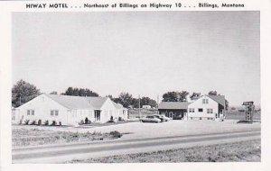 Montana Billings Hiway Motel