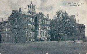 CONCORD , North Carolina, 1912 ; Scotia Seminary