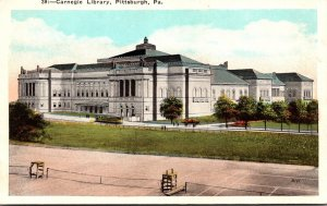 Pennsylvania Pittsburgh Carnegie Library