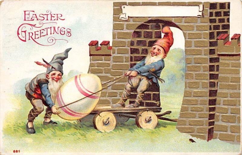 Easter Greetings 1912