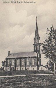 BELLEVILLE , Ontario , Canada , 1900-10s ; Holloway Street Church