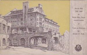 South Side, The Inn at Buck Hill Falls, Pennsylvania, 30-40s