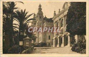 Old Postcard SWEET FRANCE - COTE D�AZUR MONTE CARLO casino