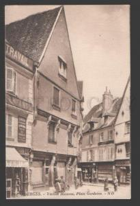 108817 France BOURGES SIGNBOARDS Coffee & Exposition 1902-1903