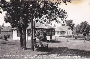 Wisconsin Birchwood Lake Chetak Housekeeping Cottages At Thomas Cottages 1948...