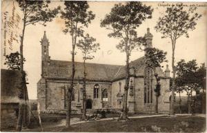 CPA Lannion-Chapelle de Kerfons (230324)