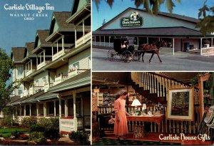 Ohio Walnut Creek Carlisle Village Inn Der Dutchman Restaurant Carlisle House...