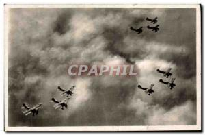 Postcard Modern Army Luftwaffe Aircraft