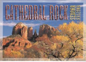 Arizona Sedona Cathedral Rock