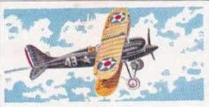 Lyons Tea Vintage Trade Card Wings Of Speed 1961 No 5 Curtiss R-6 U S A