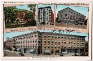 Multi-View, Hotels, Seneca Falls NY