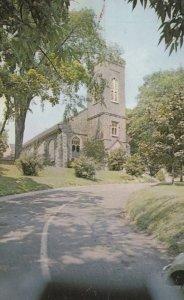 PETERBOROUGH, Ontario, Canada, 1966; St. John's Anglican Church